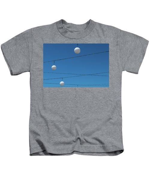 3 Globes Kids T-Shirt
