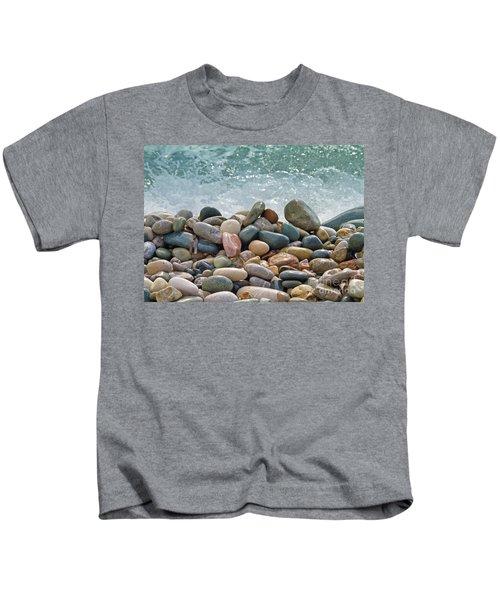 Ocean Stones Kids T-Shirt