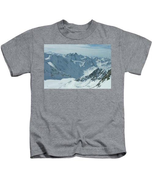 Pitztal Glacier Kids T-Shirt