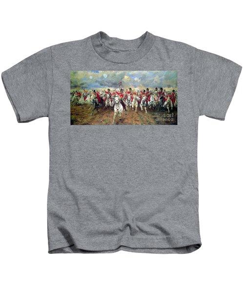Scotland Forever Kids T-Shirt