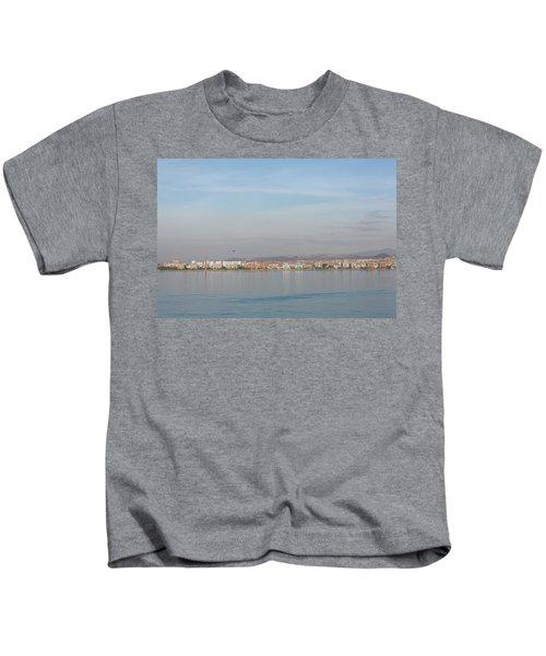 Shoreline Reflections Kids T-Shirt