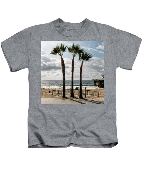 3 Trees Kids T-Shirt