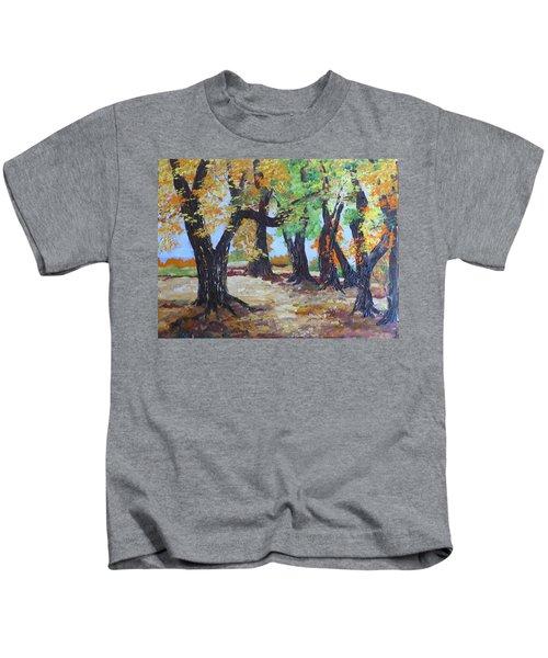 #35 Cottonwood Colors Kids T-Shirt