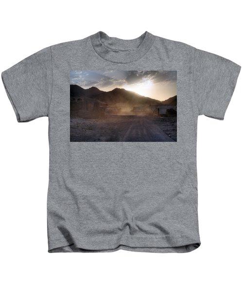 ghost city Umm el Howeitat - Egypt Kids T-Shirt