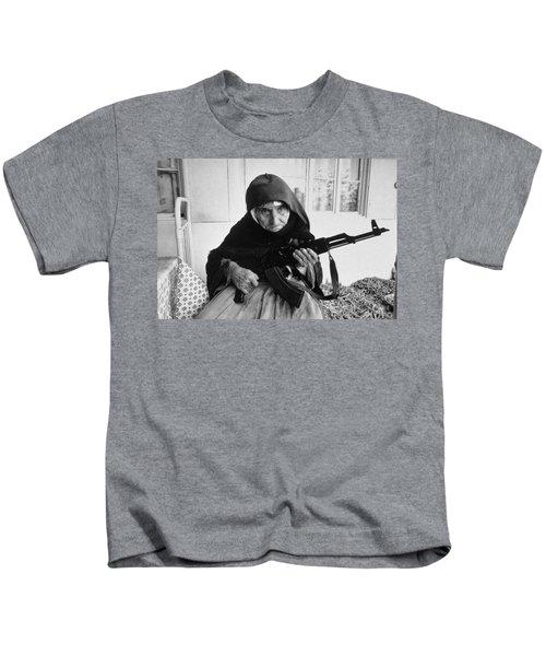 Women Kids T-Shirt