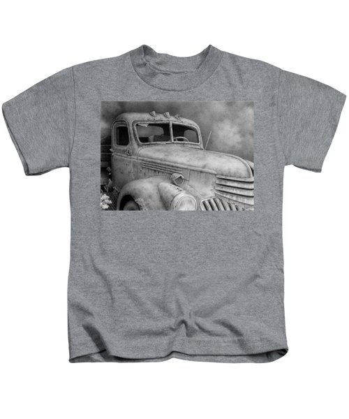 47' Chevy Flatbed Kids T-Shirt