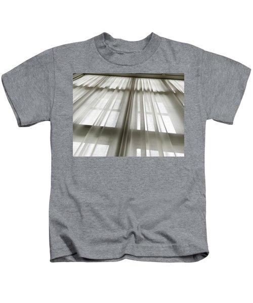 Linen Curtain Kids T-Shirt