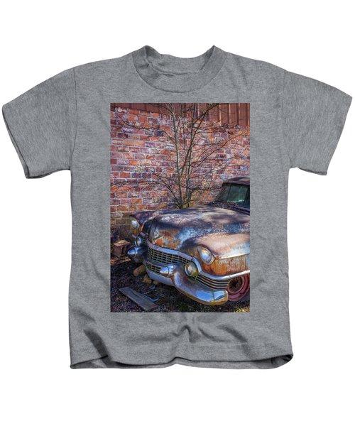 50s Cadillac Kids T-Shirt