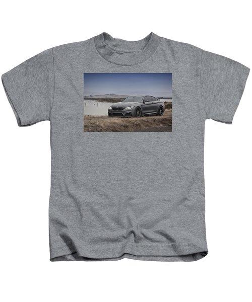 Bmw M4 Kids T-Shirt