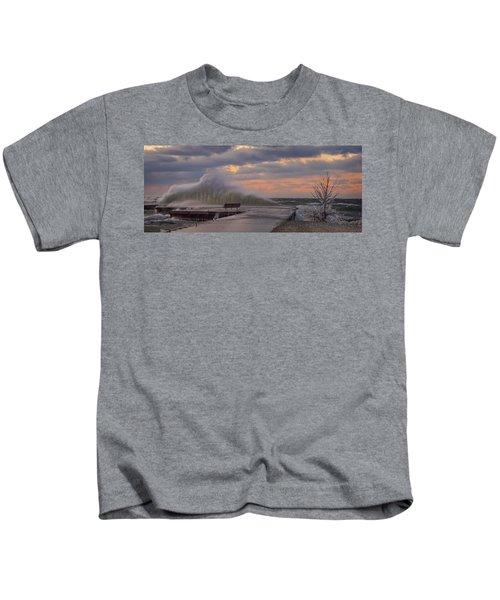 60 Mph Kids T-Shirt
