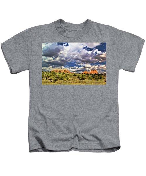 Capitol Reef National Park Kids T-Shirt