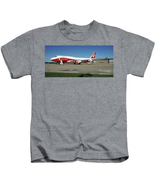 747 Supertanker Kids T-Shirt