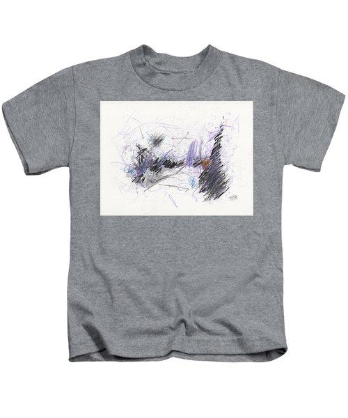A Beast Of A Night Kids T-Shirt