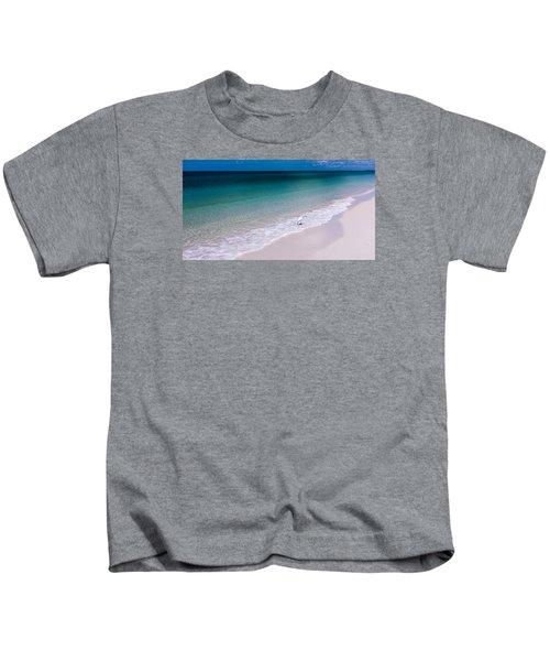 A Bird In Paradise Kids T-Shirt