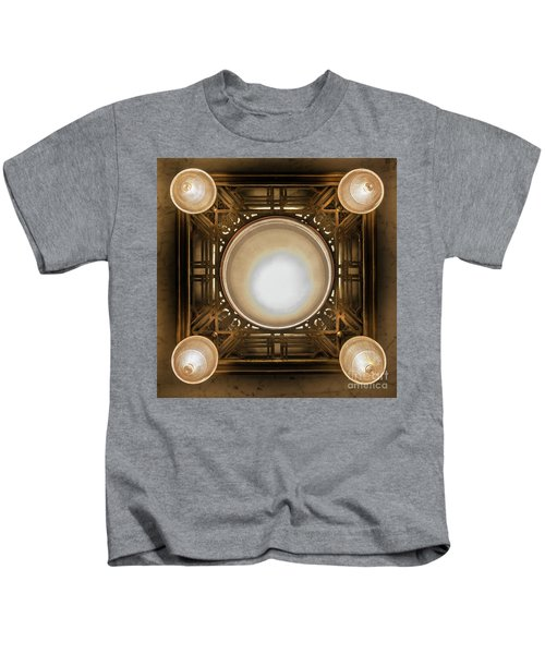 A Chandelier In The Rookery Kids T-Shirt