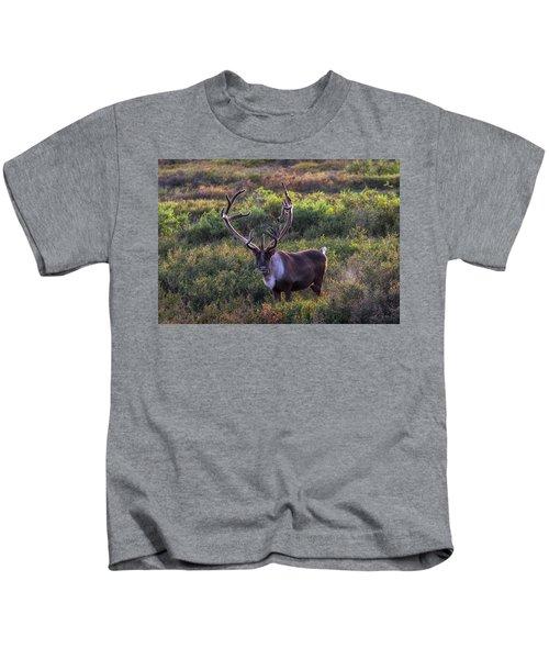A Denali Icon Kids T-Shirt
