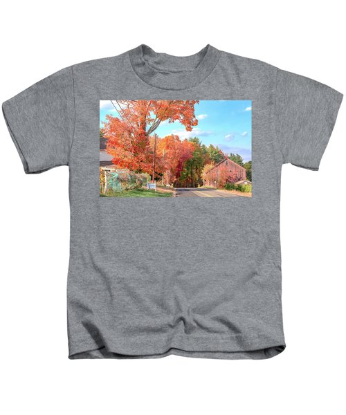 A Drive In The Country Kids T-Shirt