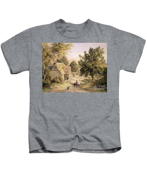 forbløffende valg forskellige stilarter lavere pris med Samuel Palmer Kids T-Shirts   Fine Art America