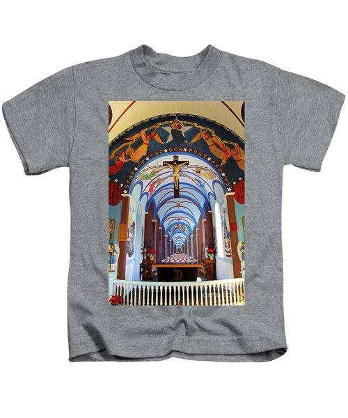 A Father's Masterpiece Kids T-Shirt