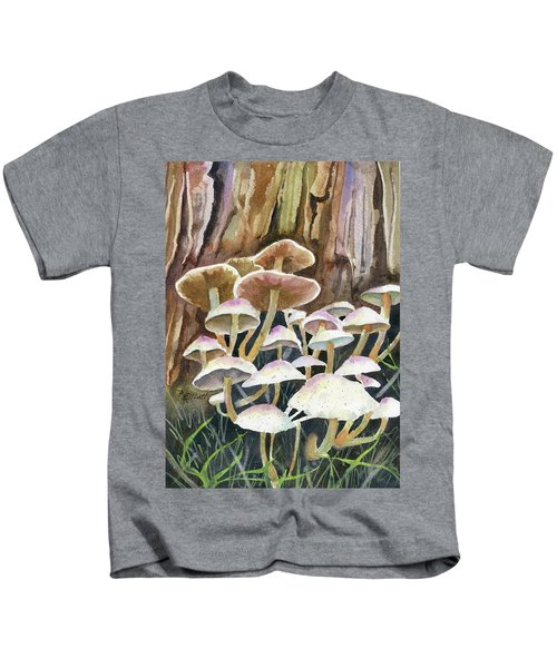 A Fungus Amongus Kids T-Shirt