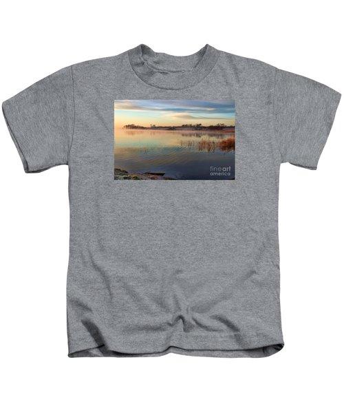 A Gentle Morning Kids T-Shirt