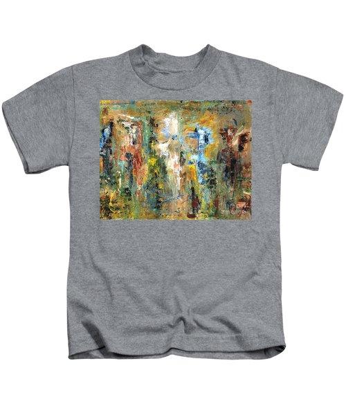 A Herd Of Five Kids T-Shirt