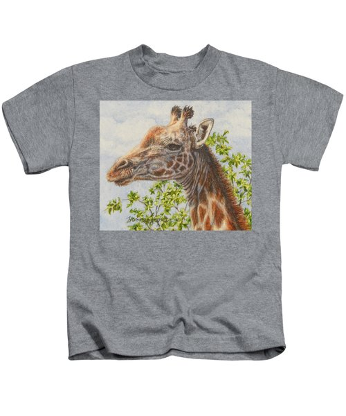 A Higher Point Of View Kids T-Shirt