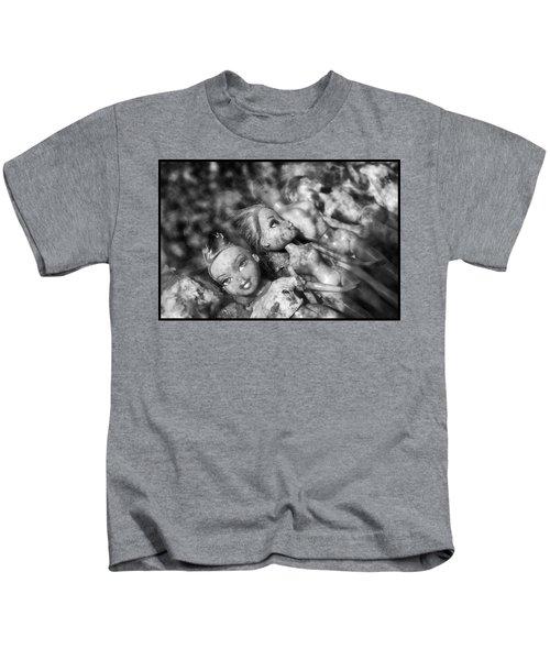 A Line Of Dolls Kids T-Shirt