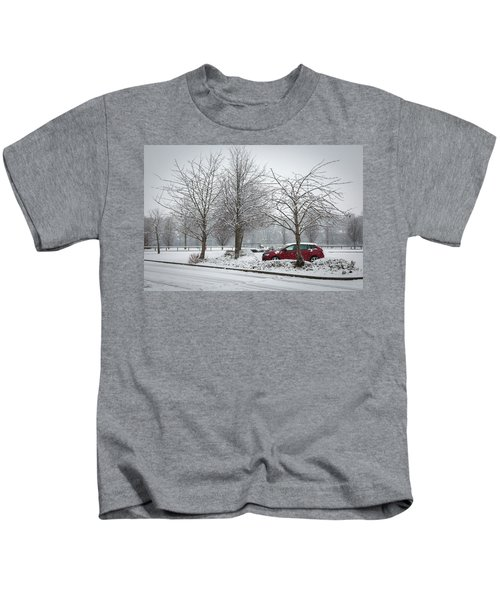 A Lonely Commute Kids T-Shirt