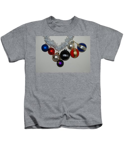 A Metallica Xmas Kids T-Shirt