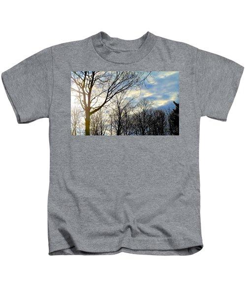 A Morning Sun Kids T-Shirt