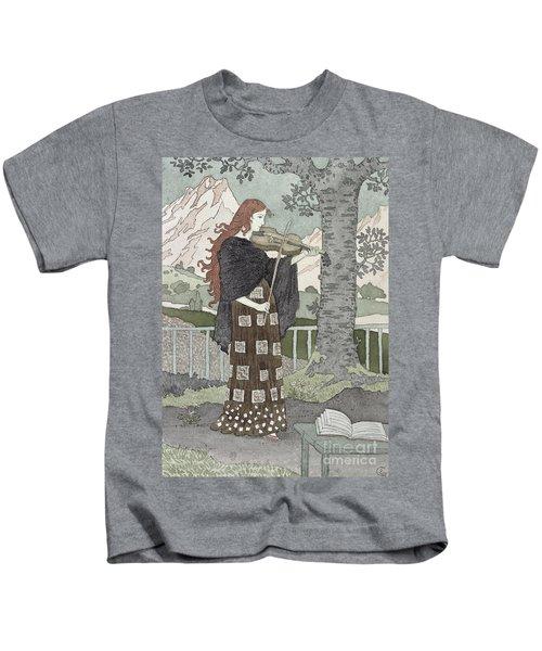 A Musician Kids T-Shirt