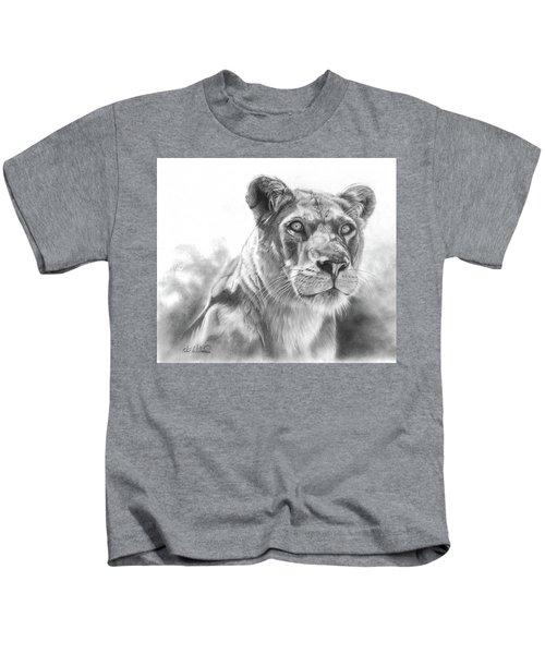 A New Day Dawns Kids T-Shirt