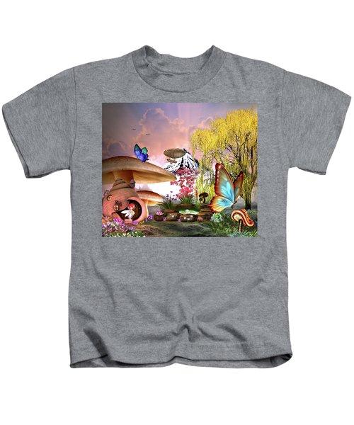 A Pixie Garden Kids T-Shirt