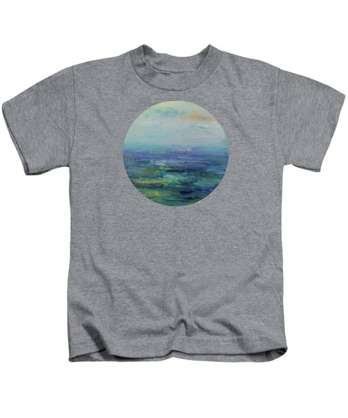 A Place For Peace Kids T-Shirt by Mary Wolf