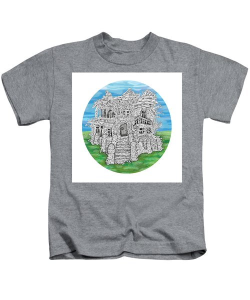 House Of Secrets Kids T-Shirt