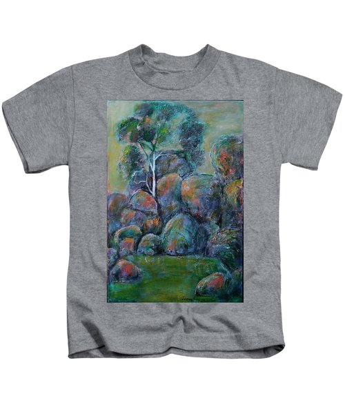 A Place Without Time Kids T-Shirt