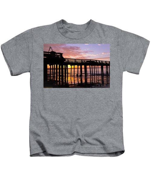A Quiet And Beautiful Start Kids T-Shirt