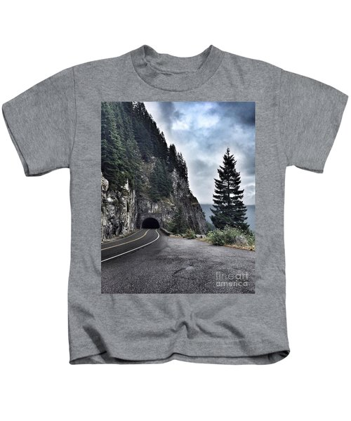 A Road To Nowhere Kids T-Shirt