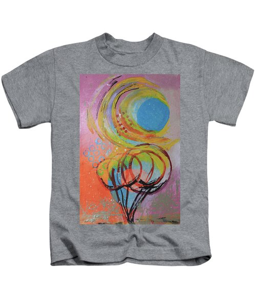 A Sunny Day Kids T-Shirt