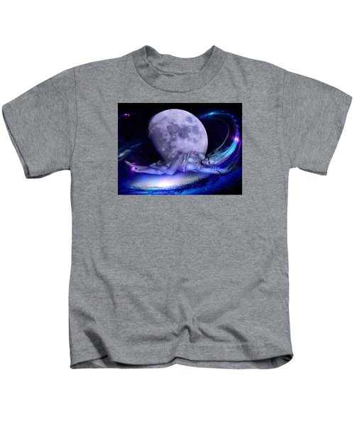A Visit From Venus Kids T-Shirt