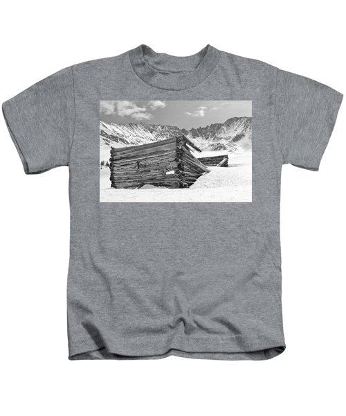 A Walk Into History 3 Kids T-Shirt