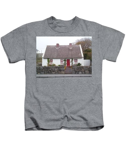 A Wee Small Cottage Kids T-Shirt