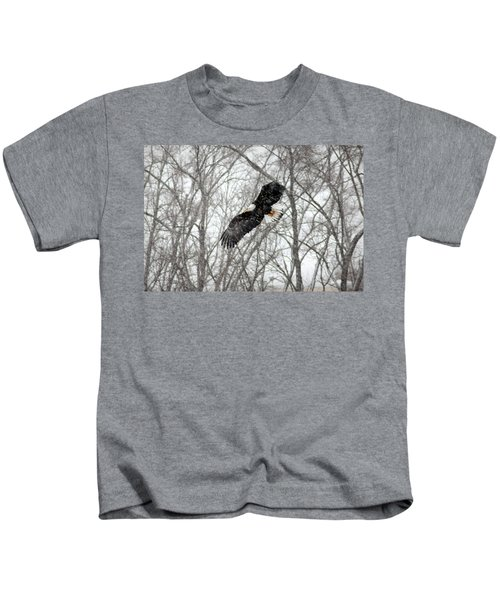 A Winter's Day Kids T-Shirt