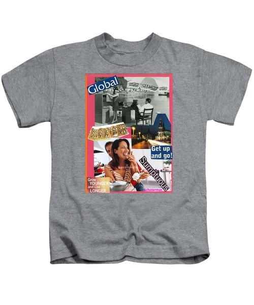A World Of Love Kids T-Shirt