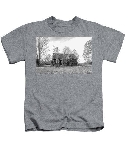 Abandoned House Queenstown, Md  Kids T-Shirt