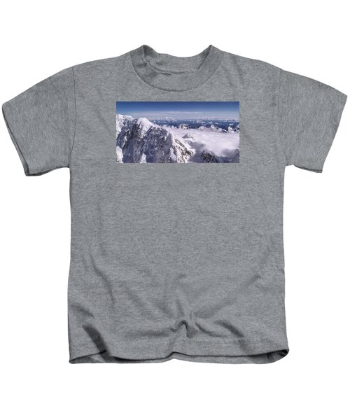 Above Denali Kids T-Shirt