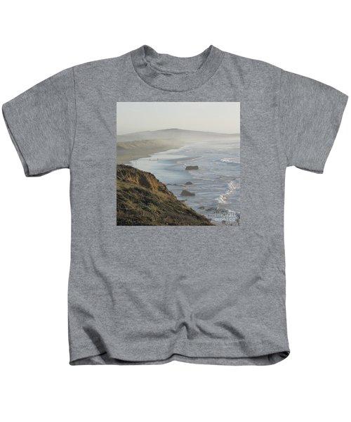 Looking Toward San Francisco Kids T-Shirt