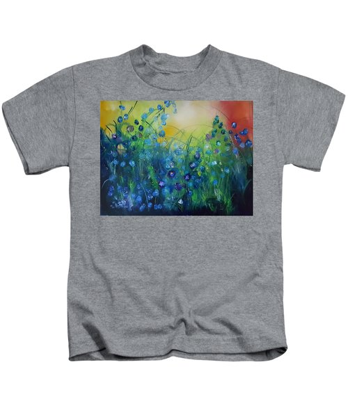 Abstract Flax           31 Kids T-Shirt
