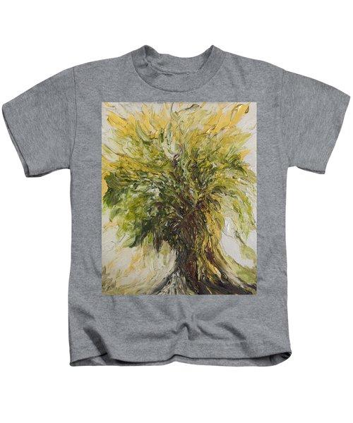 Abundance Tree Kids T-Shirt